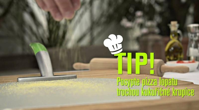 Pizza na grilu